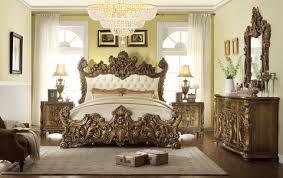 Delightful Romanesque II Renaissance Style Bedroom Set