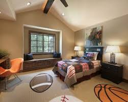 boys bedroom decorating ideas sports. Simple Sports Cool Sport Teenage Bedroom Theme Ideas Themes For Boys  Decorating With Sports O