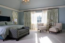 Marvelous Master Bedroom Curtains Ideas With Contemporary Master Bedroom  With Curtains And Drapes Home
