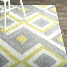 yellow gray rug yellow gray rugs impressive bedroom awesome and grey area rug home in at
