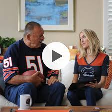 And F… For Top Cavallari Draft Experience Put Legend Recruits Ready Dick Icon Nfl Helped Butkus The Fo… Together Style Us Kristin Some