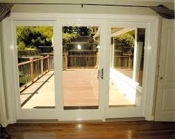 3 panel sliding glass patio doors. 3 Panel Sliding Door Patio Barn And Doors French Glass P