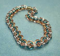 Chainmail Jewelry Patterns