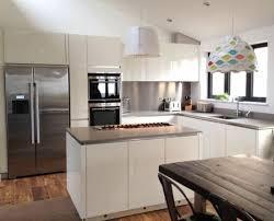 Der Amerikanische Kühlschrank Ist Die Perfekte Ergänzung Für Jede Moderne  Küche