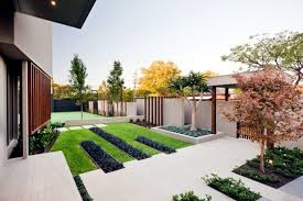 Small Picture Landscape Garden balanced minimalist design style Cos Interior
