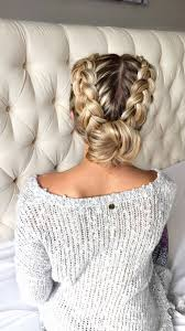 Braided Updo Hairstyles 98 Best Easy Hairstyles For Christmas Updo Holidays And Hair Style
