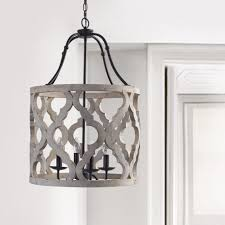 Farmhouse Chandelier Lighting Details About Distressed White Wood Hanging Pendant Lantern Farmhouse Chandelier Ceiling Lamp