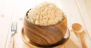 cooked brown rice in a bowl. Delighful Cooked Hinodeu0027s How To Cook Brown Rice With Cooked In A Bowl W