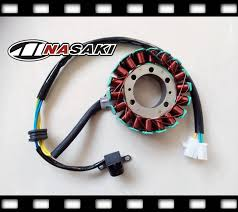 2018 oem motorcycle parts suzuki gn250 all copper nasaki magneto