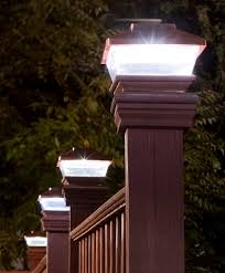blog 3 deck accent lighting. we need deck railing and these post top lights would be perfect for providing that light blog 3 accent lighting n