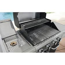 kenmore elite grill. kenmore elite 600 series 4 burner dual fuel carbon grey metallic gas grill