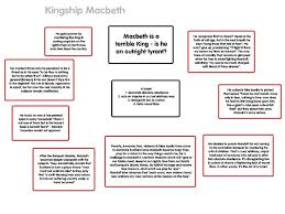 Macbeth Essay On Power Catcher In The Rye Essay Thesis Example Of