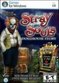 An easy purchase for any hidden object game lover. Stray Souls Dollhouse Story Pc Cd Scary Clown Horror Hidden Object Picture Game Ebay