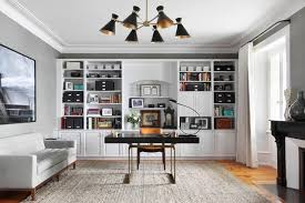 nice office design. Nice Decoration Home Office Design Family In Geneva By The Lake Transitional