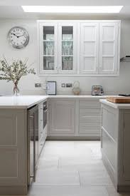 White Floor Kitchen 1000 Ideas About Modern Shaker Kitchen On Pinterest Shaker