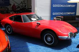 1967 Toyota 2000 GT | Toyota | SuperCars.net