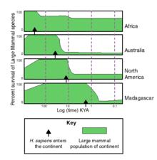 Holocene Extinction Wikipedia