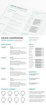 professional cv resume templates and cover letter 18 simple resume psd template
