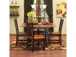 Kitchen Table Drop Leaf Saber Solid Maple Drop Leaf Table Morris Home Kitchen Table