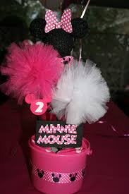 Minnie Mouse Baby Shower Decorations Minnie Mouse Polka Dot Birthday Baby Shower Centerpieces Special
