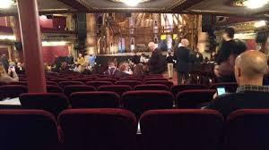 Cibc Theatre Section Orchestra R Row Z