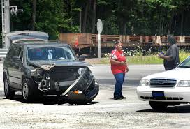 Three safe after SUV collides with train in Havelock - News - Havelock News  - Havelock, NC