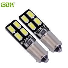 Ba9s Led Light Bulb Us 1 66 2pcs Lot Free Shipping Car Auto Led Ba9s Led Bulb 194 W5w Canbus Ba9s 8smd 5630 5730 Led Light Bulb No Error Led Light In Signal Lamp From