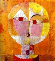 senecio 1922 by paul klee as reproduced in the art book