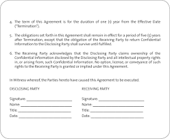 confidentiality agreement template confidentiality agreement forms