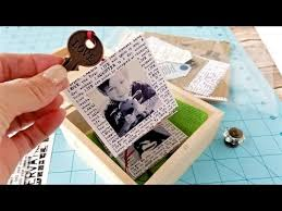 How to Make a Pull Out <b>Style DIY</b> Memory Box in About <b>30</b> Minutes ...