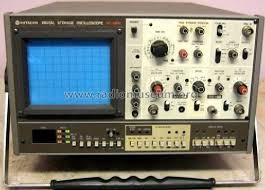 hitachi oscilloscope. digital storage oscilloscope vc-6041; hitachi ltd.; tokyo (id \u003d 814160 ,