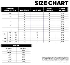 Adidas Size Chart Kid Shoes Zerocarboncaravan Net