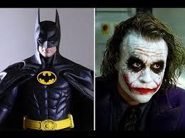 batman joker makeup