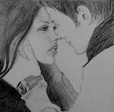 Pencil Sketches Of Couples Pencil Drawing Love Pics Pencil Drawing Collection