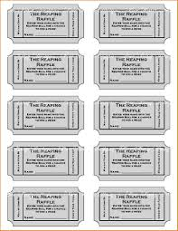 doc printable raffle tickets template 17 best ideas 6 printable raffle tickets template printable raffle tickets template