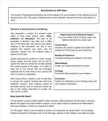 Essay In Apa Format Sample Styles Essays Essay Format Sample ...