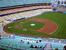 Dodger Stadium Seating Chart Infield Reserve Dodger Stadium View From Infield Reserve 22 Vivid Seats