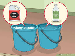 clean painted walls4 Ways to Clean Walls  wikiHow