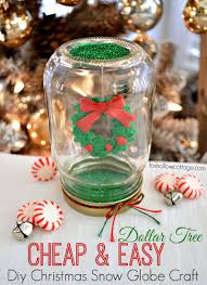 Best 25 Easy Christmas Crafts Ideas On Pinterest  Christmas Christmas Crafts Cheap