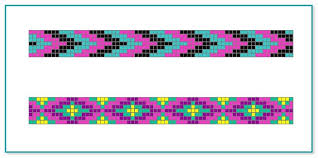 Bead Loom Patterns Inspiration Beading Loom Patterns For Beginners