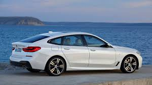 The BMW 6-Series somehow spawned a 5-door hatchback called 640i ...