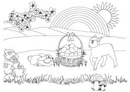 Small Picture Kids Spring Coloring Page Spring Coloring pages of