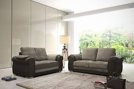 fabric sofa set 3 2 1. Delighful Sofa Chris Grey Fabric Sofa Set Suite 321 Corner Stool 3 Piece 2  Intended 1