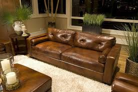 rustic leather sofa. Medium Size Of Rustic Leather Sofa Uk And Fabric Sofas Style