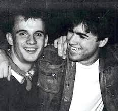 young george michael 80s.  Young George MichaelPaul Sturridge  Tributes Nightclubbing And Young Michael 80s
