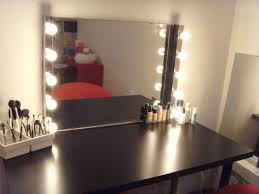 Fabelhafte Schminkspiegel Mit Beleuchtung Ikea Schminktisch Mit