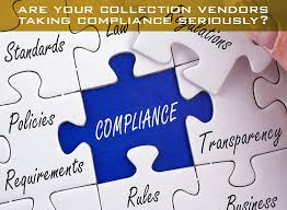Image result for debt collector certification and compliance training