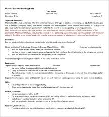 Summer Internship Resume Computer Science Internship Resume Example Summer Student