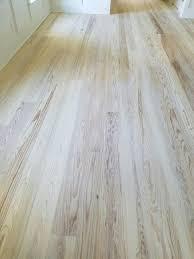 engineered hardwood floor White Wash Pine Hardwood Floor Shine How