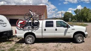 Rack For Pickup Top Line Ug2500 2 Uni Grip Truck Bed Bike Rack For 2 ...